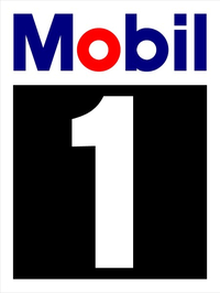 Mobil1 Decal / Sticker 05