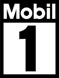 Mobil1 Decal / Sticker 06