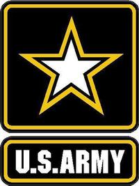 U.S. Army Decal / Sticker 01