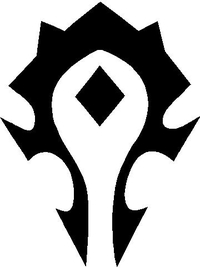 World of Warcraft Horde Decal / Sticker