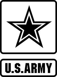 U.S. Army Decal / Sticker 13