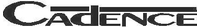Cadence car audio Decal / Sticker