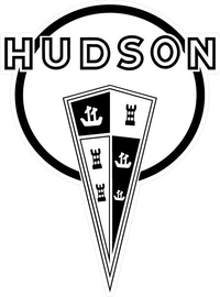Hudson Decal / Sticker 01