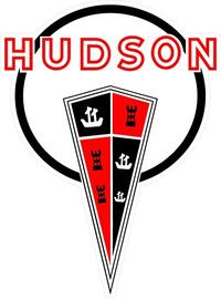 Hudson Decal / Sticker 02