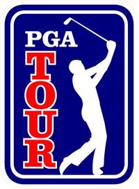 PGA Tour Decal / Sticker 02