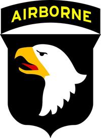 101st Airborne Division Decal / Sticker 01
