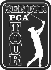 Senior PGA Tour Decal / Sticker