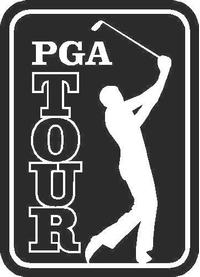 PGA Tour Decal / Sticker