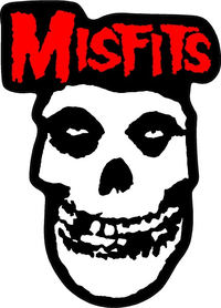 Misfits Decal / Sticker