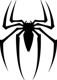 Spiderman Decal / Sticker 22