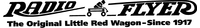 CUSTOM RADIO FLYER DECALS and STICKERS