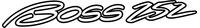 Baja Boss 252 Decal / Sticker 63