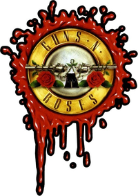 Guns N' Roses Decal / Sticker 10