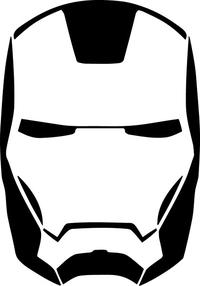 Iron Man Decal / Sticker 10