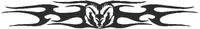 Ram Tribal Decal / Sticker 07