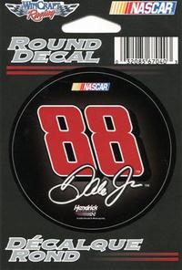 88 Dale Earnhardt Jr. Decal / Sticker
