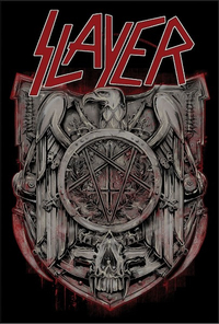 Slayer Decal / Sticker 04