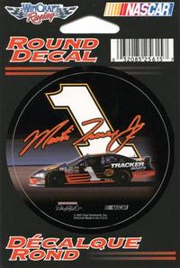 1 Martin Truex Jr. Decal / Sticker