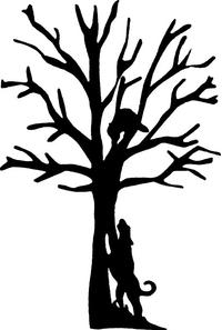 Tree Decal / Sticker 03