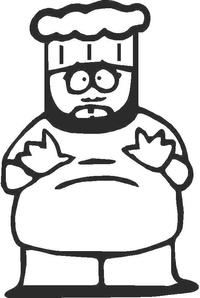 Chef Decal / Sticker