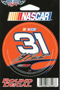 31 Jeff Burton Decal / Sticker