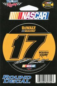 17 Matt Kenseth Decal / Sticker