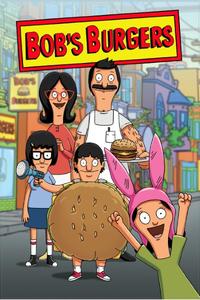 Bob's Burgers Decal / Sticker 05