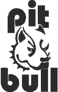 Pit Bull Decal / Sticker