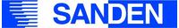Sanden Compressors Decal / Sticker