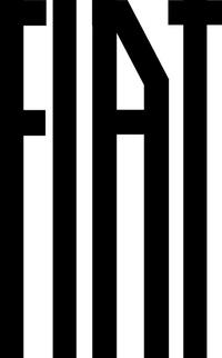 Fiat Decal / Sticker 21