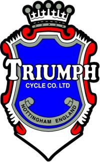 CUSTOM TRIUMPH DECALS and TRIUMPH STICKERS