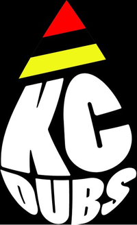 KC Dubs Decal / Sticker 03