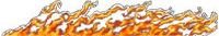 True Fire Decal / Sticker 29