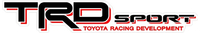 TRD Sport Decal / Sticker 21