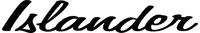 Baja Islander Decal / Sticker 114