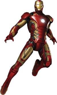 Iron Man Decal / Sticker 08