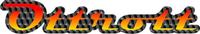 Serotta Ottrott Decal / Sticker 05