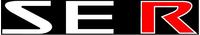 Nissan Sentra SE-R Decal / Sticker 04