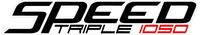 Triumph Speed Triple 1050 Decal / Sticker 53