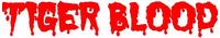 Tiger Blood Charlie Sheen Decal / Sticker 02