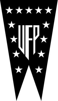 UFP Star Trek Decal / Sticker 01