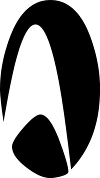 Star Trek Decal / Sticker