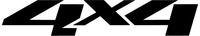 Z 4x4 Decal / Sticker 28