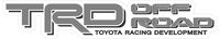 TRD Off Road Decal / Sticker 20