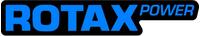 Blue Rotax Power Decal / Sticker 04