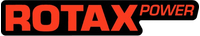 Can-Am Red Rotax Power Decal / Sticker 07