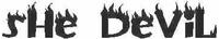 She Devil Decal / Sticker
