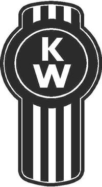 Kenworth Decal / Sticker 04