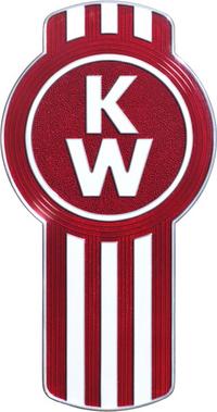 Kenworth Decal / Sticker 08