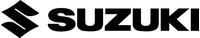 Suzuki logo/lettering decal / Sticker 03